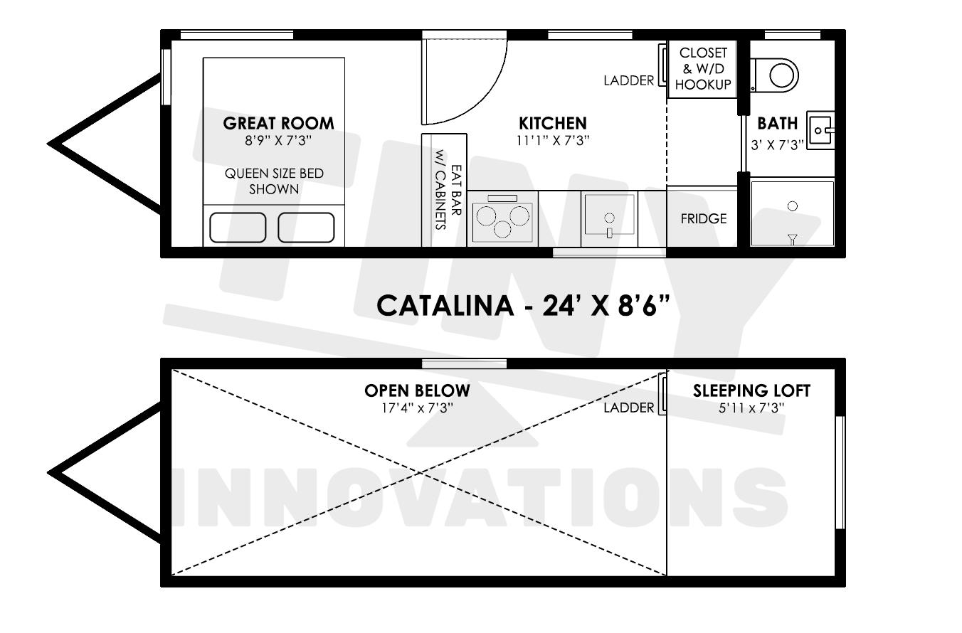 Catalina Tiny Innovations